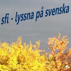 SFI - Lyssna på svenska