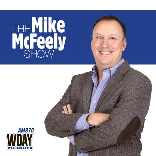 Cover image of The Mike McFeely Show