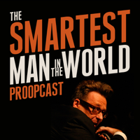 Podcast cover art for The Smartest Man in the World