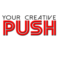Podcast cover art for Your Creative Push