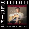 How Great Thou Art Studio Series Performance Track EP