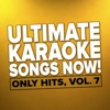 Only Hits, Vol. 7 - Ultimate Karaoke Songs Now