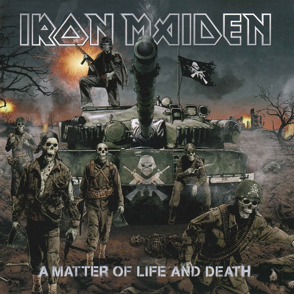 A Matter of Life and Death (2015 Remastered Edition)