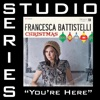 You're Here (Studio Series Performance Track) - EP