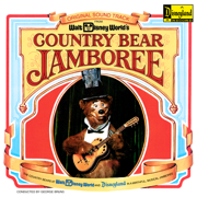 Country Bear Jamboree (Original Soundtrack) - Various Artists - Various Artists