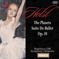 Suite de ballet, Op. 10: IV. Carnival