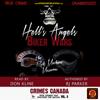RJ Parker PhD & Peter Vronsky PhD - Hell's Angels Biker Wars: The Rock Machine Massacres: Crimes Canada: True Crimes That Shocked the Nation, Book 8 (Unabridged) artwork