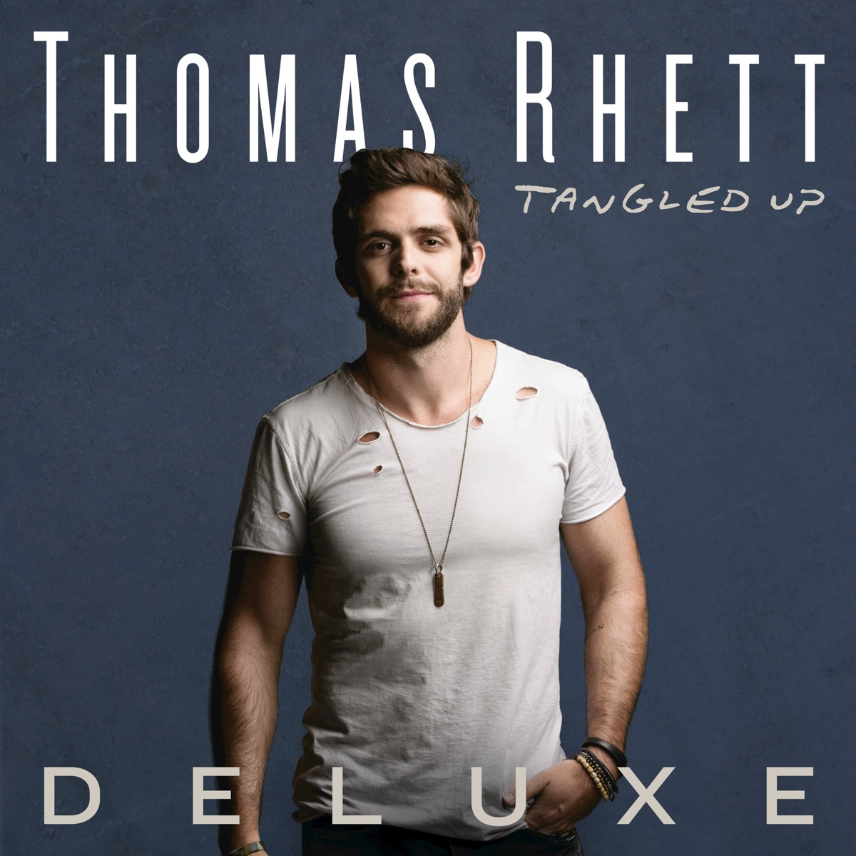 Tangled Up Deluxe Thomas Rhett CD cover