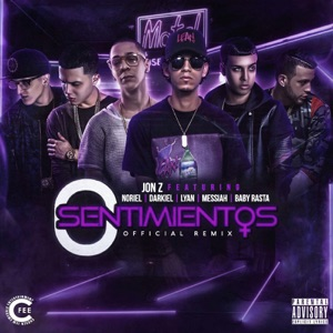 0 Sentimientos (Remix) [feat. Noriel, Darkiel, Lyan, Messiah & Baby Rasta] - Single Mp3 Download