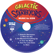 VBS 2017 Galactic Starveyors Music for Kids - EP - LifeWay Kids Worship - LifeWay Kids Worship