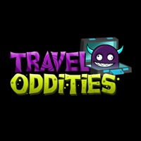 Podcast cover art for Travel Oddities