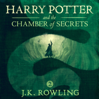 Harry Potter and the Chamber of Secrets, Book 2 (Unabridged) Audio Book