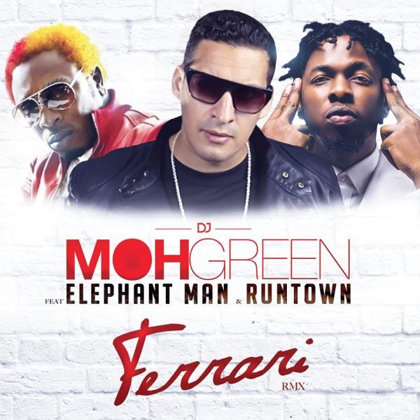 Ferrari (Remix) [feat. Elephant Man & Runtown] - Single