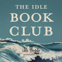 Podcast cover art for The Idle Book Club