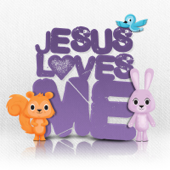 Jesus Loves Me Video Game Remix Listener Kids - Listener Kids
