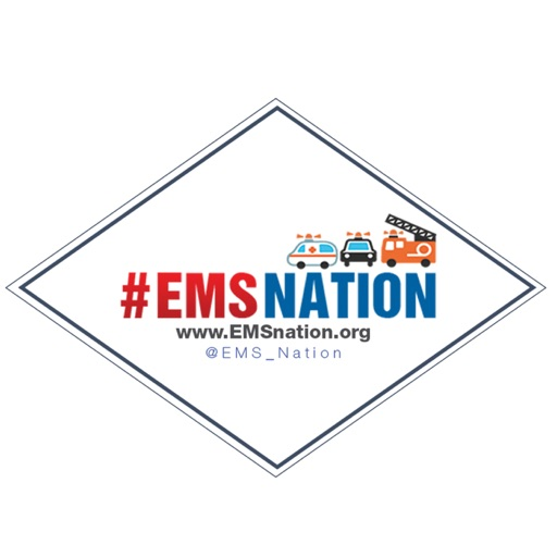 Cover image of EMS Nation