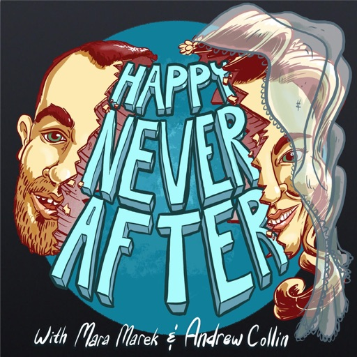 Cover image of The Happy Never After Podcast