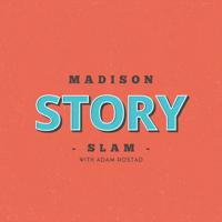Podcast cover art for Madison Story Slam