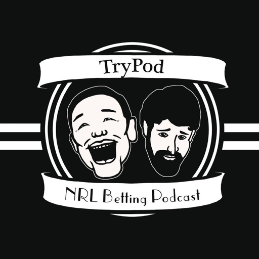 Cover image of TryPod NRL Betting Podcast