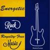 Energetic Rock Royalty Free Music - MediaTunes