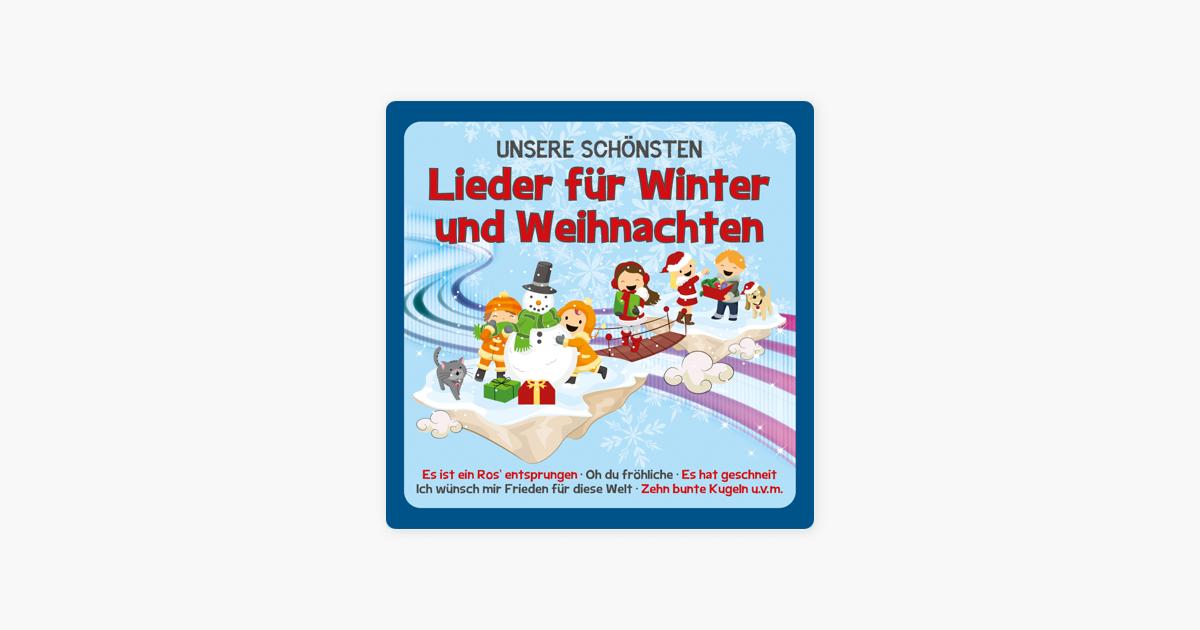 """Unsere schönsten Lieder für Winter und Weihnachten"""" von Familie ..."""