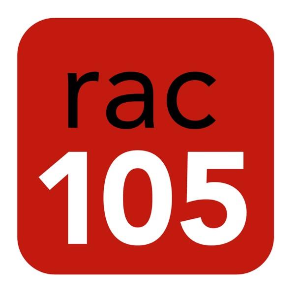 RAC105 Podcast: FRICANDO MATINER-MEDINA D OR