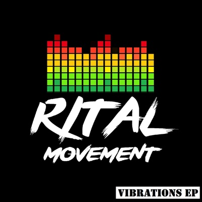 Vibrations - EP - Rital Movement album