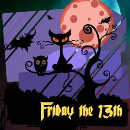 Friday the 13th - Horror Music for Halloween Party, Dark Scary ...
