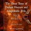 The Great Tome of Darkest Horrors and Unspeakable Evils: The Great Tome Series, Volume 2 (Unabridged) AudioBook Download