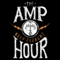 Podcast cover art for The Amp Hour Electronics Podcast