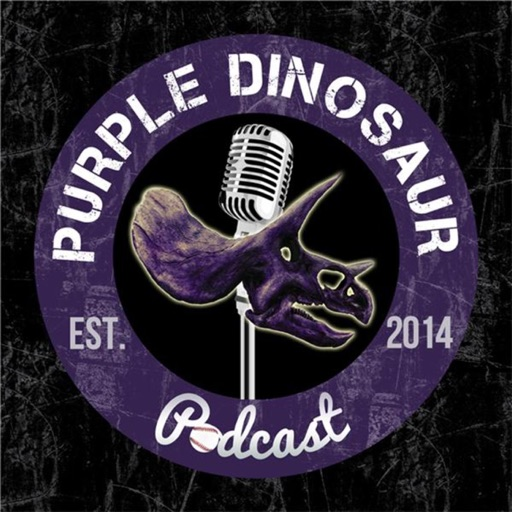 Cover image of Purple Dinosaur Podcast