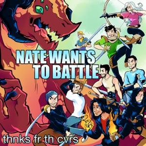 NateWantsToBattle - Victorious
