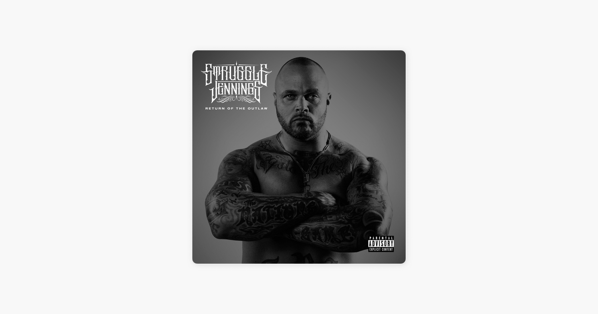 Return of the Outlaw - EP by Struggle Jennings