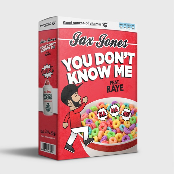 Jax Jones and Raye - You Don't Know Me