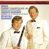Weber: Clarinet Concertos & Concertino - Academy of St. Martin in the Fields, Sir Neville Marriner & Andrew Marriner