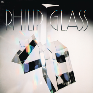 Philip Glass, The Philip Glass Ensemble & Michael Riesman - Opening