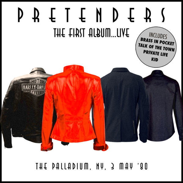 The First Albumve The Palladium Ny 3 May 80 By Pretenders