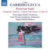 Norwegian Radio Orchestra, Fort Worth Symphony Orchestra & Miguel Harth-Bedoya - Celso Garrido-Lecca: Orchestral Works Grafik