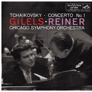 Tchaikovsky: Piano Concerto No. 1 in B-Flat Minor, Op. 23 – Emil Gilels