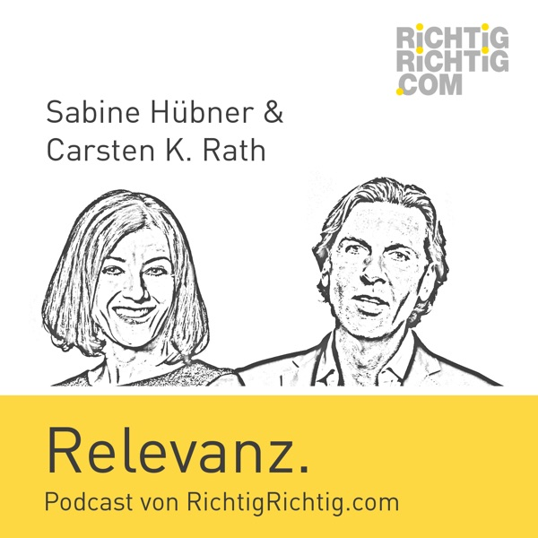 RichtigRichtig.com Relevanz-Podcasts