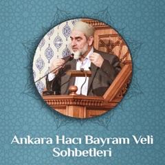 Ankara Hacı Bayram Veli Sohbetleri (Ses)   Nureddin Yıldız