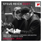Steve Reich - Duet for Two Solo Violins and String Orchestra (Dedicated to and Written for Yehudi Menuhin)