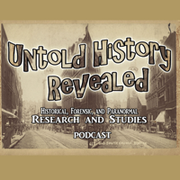 Podcast cover art for Untold History Revealed