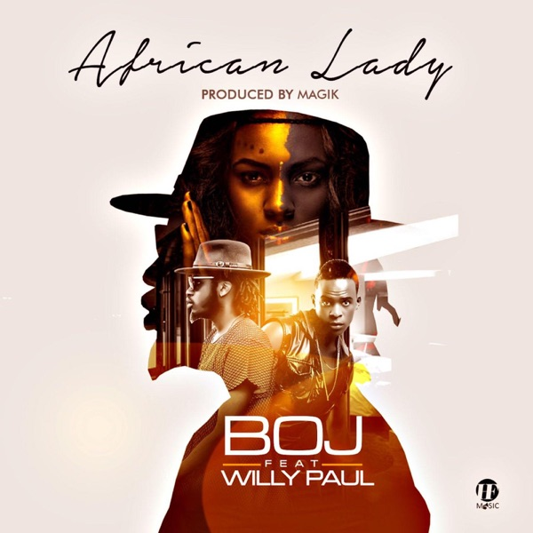 African Lady (feat. Willy Paul) - Single