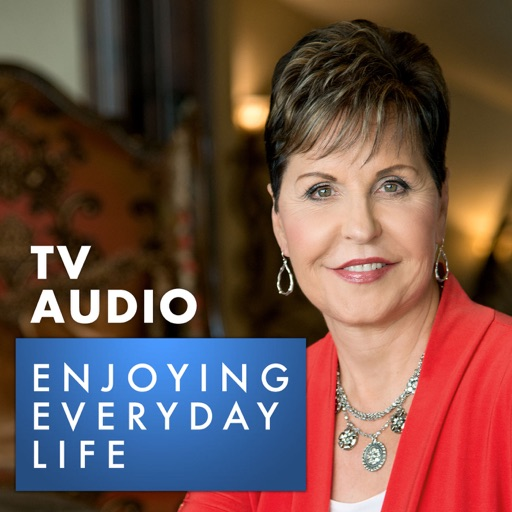 Cover image of Joyce Meyer Enjoying Everyday Life® TV Audio Podcast