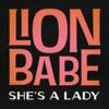 LION BABE - She's a Lady  artwork