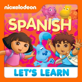 Say It Two Ways Spanish Words With Dora