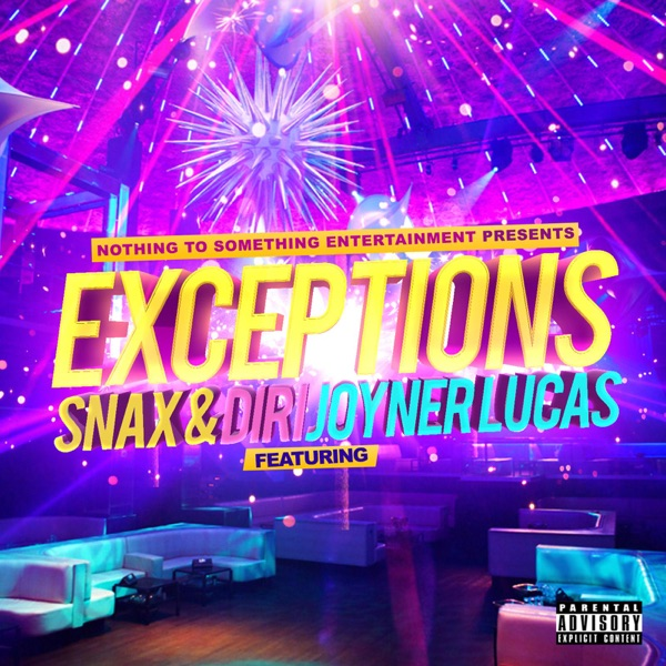 Exceptions (feat. Joyner Lucas) - Single