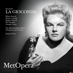 La Gioconda, Act I: Voce di donna (Live)