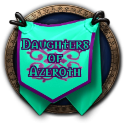 Cover image of Daughters Of Azeroth